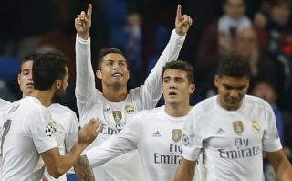 Cristiano Ronaldo y su 'póker' para récord en Champions League