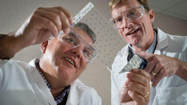 Científicos crean el primer parche contra el dolor crónico