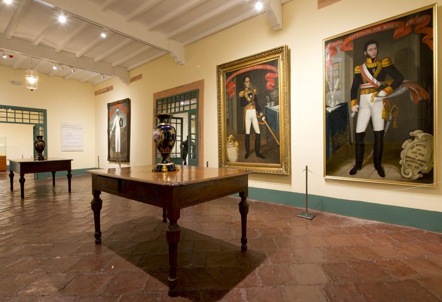 Salón José Gil de Castro. (Foto: Difusión)