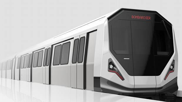 El metro del futuro llegará al Perú de la mano de Bombardier