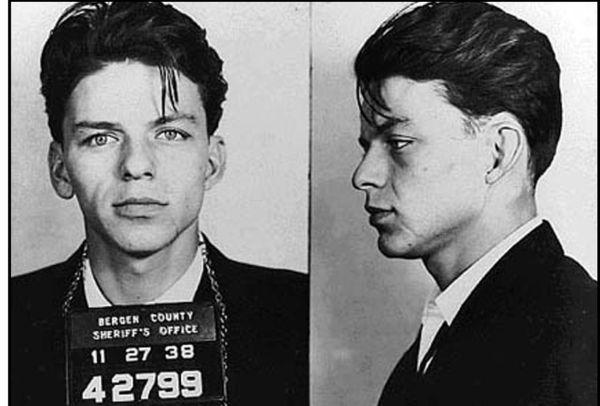 Frank Sinatra en 1938. (Foto: Difusión)