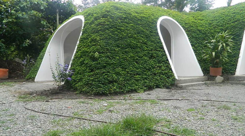 Foto una casa prefabricada que te permitir vivir como un hobbit el comercio peru - Vivir en una casa prefabricada ...