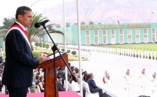 """Humala: """"Se levantará emergencia en algunas zonas del Vraem"""""""