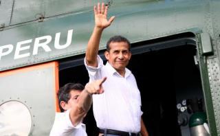 Ollanta Humala asistirá a toma de mando de Macri en Argentina