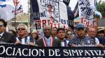 Alianza Lima: sentido homenaje a caídos del Fokker en Huanchaco - Noticias de horizonte dale