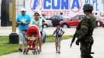 Callao: fuerte presencia policial en zonas peligrosas [FOTOS] - Noticias de clever vidal