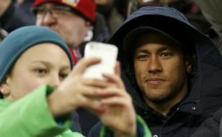 Neymar se recuperaría para jugar la final del Mundial de Clubes