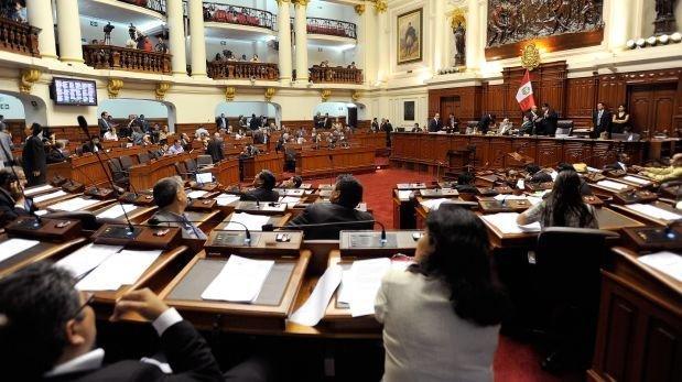 Comisión Narcopolítica: pleno del Congreso aprobó informe final