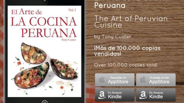 El arte de la cocina peruana se convierte en libro - Libro cocina peruana pdf ...