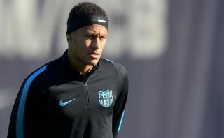 Neymar a un paso de quedar fuera del Mundial de Clubes
