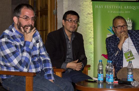 El Hay Festival Arequipa en imágenes