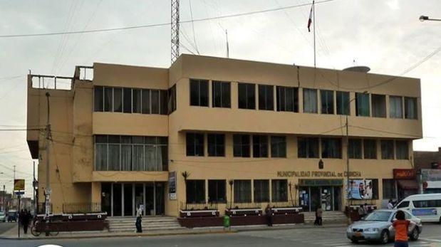 Chincha: asaltaron municipalidad y se llevaron más de S/.26 mil