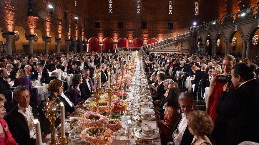 Premios Nobel: El opulento banquete de la realeza sueca