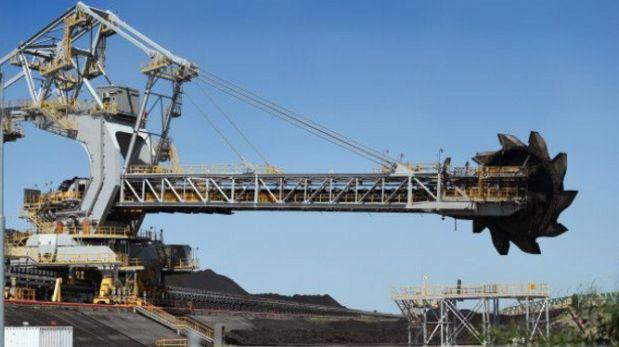 El tipo de maquinarias que suelen utilizarse en la explotación de minas de carbón generan preocupación en la comunidad. (Foto: Getty Images)
