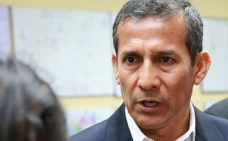 """Ollanta Humala: """"Alberto Fujimori es un ladrón de marca mayor"""""""