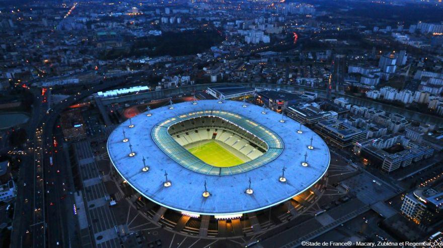 Eurocopa francia 2016 estos son los estadios del torneo foto galeria 1 de 22 el comercio peru - Stade francais porte de saint cloud ...