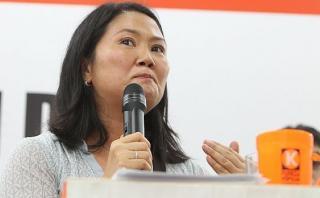 Keiko a Humala: Complicidad conyugal lo hace perder el control