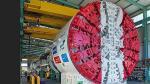 Esta máquina se usará para el túnel de la Línea 2 del Metro - Noticias de francisco rubio