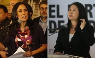 Nadine Heredia: Keiko era cómplice del régimen fujimontesinista
