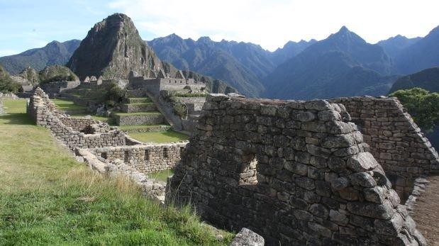 Machu Picchu: invierten S/. 9 mlls. en trabajos de conservación