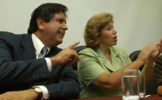 Lourdes Flores estaría en plancha presidencial de Alan García