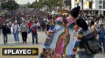 La fe hacia la virgen de Guadalupe sigue más viva que nunca - Noticias de rosario flores