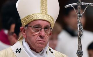 ¿Por qué el 2015 fue un año difícil para el papa Francisco?