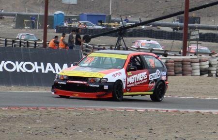 Kobashigawa ha sido campeón de la TC2000 en las últimas tres temporadas