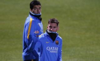Lionel Messi ya sorprende en Japón: esto hizo en la práctica