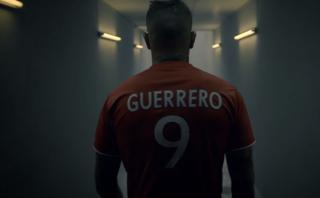 Paolo Guerrero: mira el primer teaser de película sobre su vida