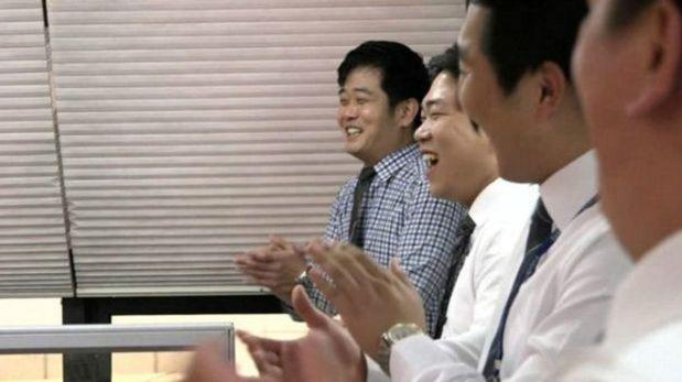 Promover las carcajadas entre los empleados es una estrategia de la empresa de recursos humanos Staffs. (Archivo: BBC)
