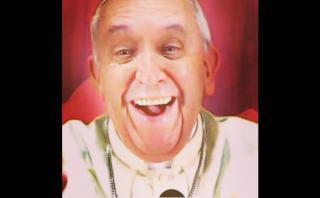 """El supuesto """"selfie"""" del papa Francisco que engañó en Instagram"""