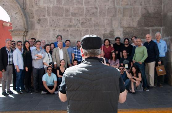 Las 'metafotinskis' del Hay Festival Arequipa