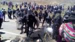 Pobladores protestan por incremento de tarifa del agua potable - Noticias de ayaviri