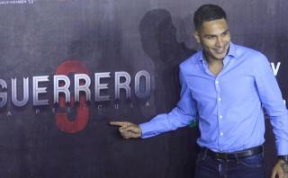 Paolo Guerrero adelantó que doña Peta formará parte de su filme
