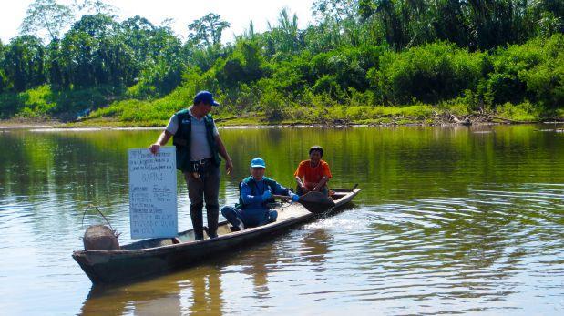 ANA alerta sobre alta contaminación del río Ucayali