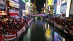 River Plate: miles de hinchas alientan a 'millonarios' en Japón - Noticias de ariel ortega