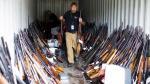 La atracción por las armas en EE.UU. es más fuerte que nunca - Noticias de david friedman
