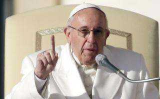 Papa Francisco ante bendiciones falsas: La salvación no se paga