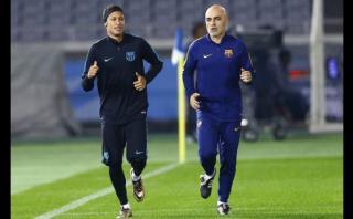 Neymar entrenó con Barcelona: ¿Llegará a la final?
