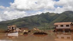 San Martín: reubicarán caserío por alto riesgo de inundación