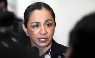 Espinoza: Agendas de Nadine fueron determinantes para renunciar