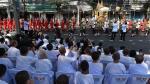 Tailandia celebra con pompa incineración de líder budista - Noticias de tailandia 2013