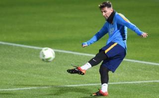 Lionel Messi: ¿Por qué no jugó semifinal del Mundial de Clubes?