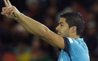Luis Suárez, primero en anotar hat-trick en Mundial de Clubes