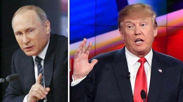 Esto es lo que piensa Vladimir Putin sobre Donald Trump