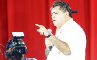 """García: """"Hablar de miles de narcoindultos es un rumor malévolo"""""""