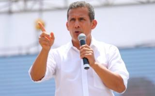 Humala: Beca 18 continuará y candidatos no lo cuestionarán