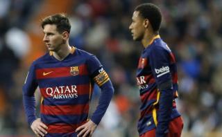 Messi y Neymar jugarán final ante River, asegura medio español