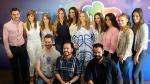 """""""Nubeluz"""": dalinas junto a cíndelas y gólmodis en video - Noticias de anna carina copello"""
